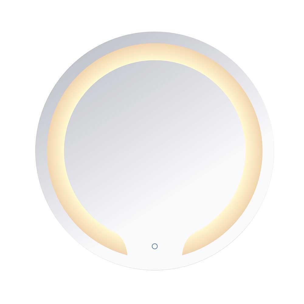 LED podsvícené zrcadla