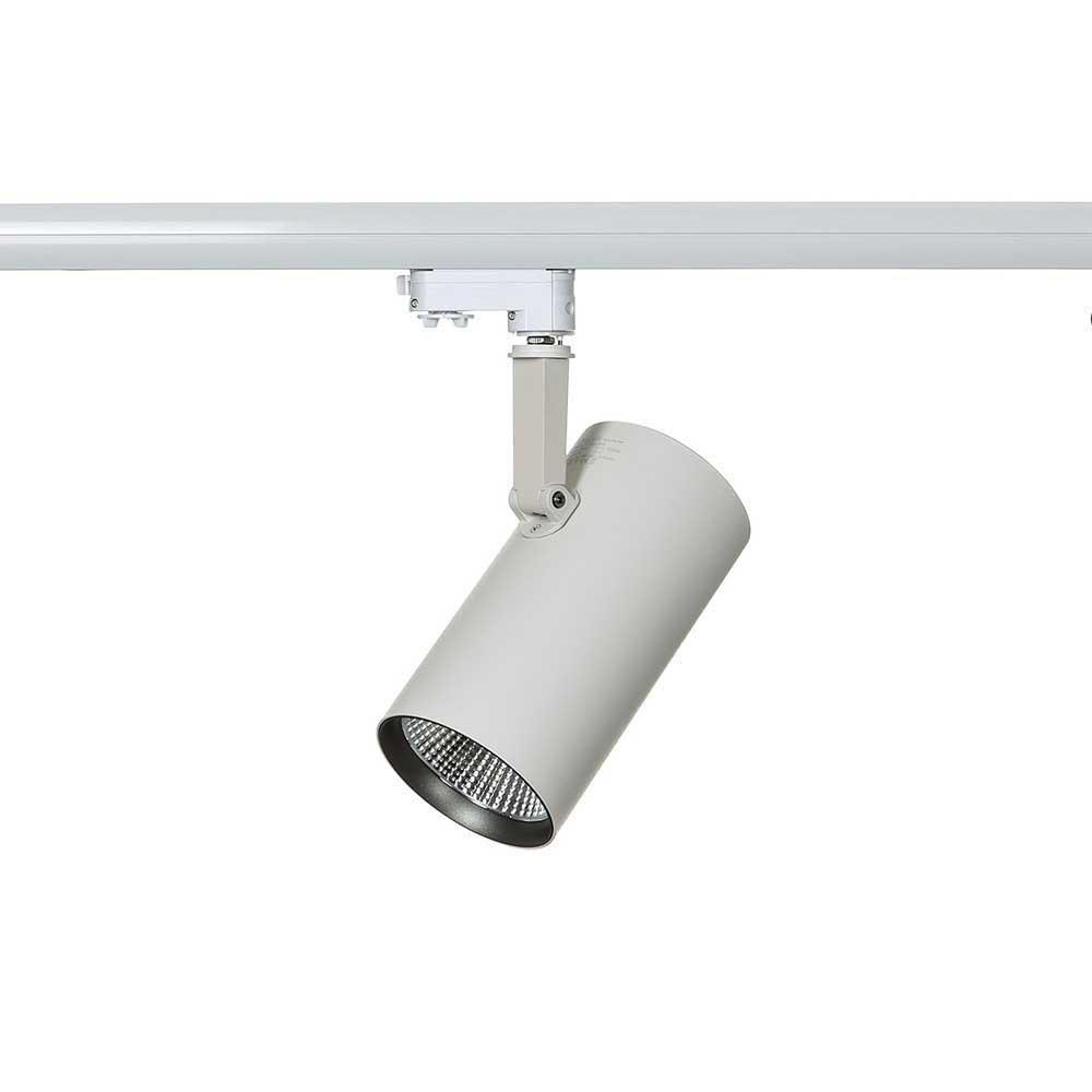 LED kolejnicové systémy