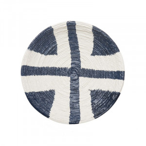 L´OCA NERA dekoratívny tanier 1O201