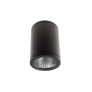 LED2 TUBO, A STROPNÉ ANTRACITOVÉ IP54
