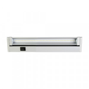 ALBALED LED/6,5W, SILVER,PLUG