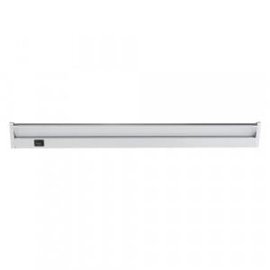 ALBALED LED/10,5W, SILVER,PLUG