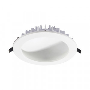 DOMES LED/20W,4000K,ALUMINIUM,WHITE