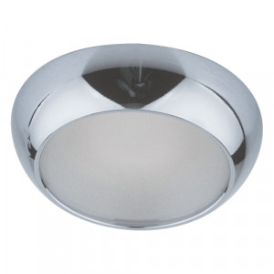DOWNLIGHT GU10/50W,CHROME, FROSTED, IP54
