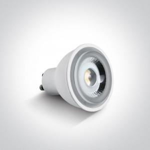 LED žiarovka 7306CG/C GU10, mr16, 6W, 520 LM, 4000K