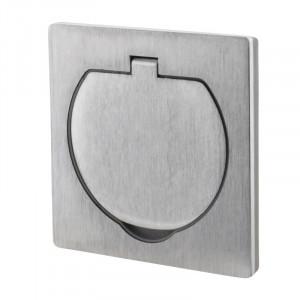 Solight vstavaná podlahová zásuvka, IP55