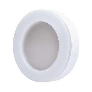 Solight LED vonkajšie osvetlenie Ring, 15W, 1050lm, 4000K, IP65, 19cm